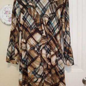 Sunny Leigh Plaid Tunic